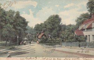 PRITTLEWELL , Essex , England , 1906 ; Street