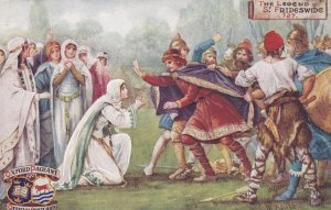 OXFORD Pageant , England , 1907 ; The Legend of St. Frideswide ; TUCK