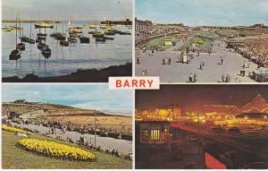 Post Card Wales Glamorgan Barry