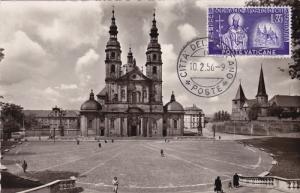 RP, Dom Und Michaelskirche, Barockstadt FULDA (Hesse), Germany, 1956