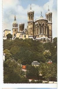 Postal 047099 : Lyon. Les Tours de Notre-Dame de Fourviere