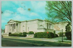 Baltimore Maryland~Museum Of Art Collections~1960s Postcard
