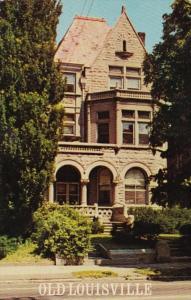 Kentucky Louisville Old House 1000 Block Fourth Street