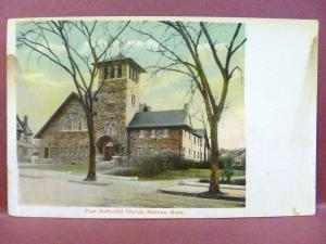Old Postcard Melrose, MA
