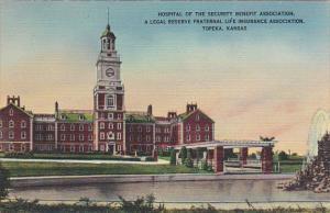 Security Benefit Assocaition Hospital Topeka Kansas