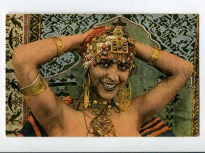 3068376 Kabyle BELLY DANCER in HAREM in Jewelry Vintage PC