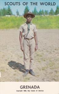 Boy Scouts of the World, GRENADA, 1960´s