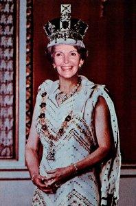 Queen Nancy Reagan BIN