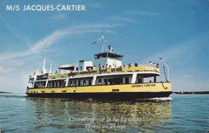 M/S Jacques-Cartier, Croisieres Sur Le St-Laurent, Trois-Rivieres, Quebec, Ca...