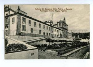 144759 PORTUGAL Azores ACORES Fayal Horta Camara municipal OLD