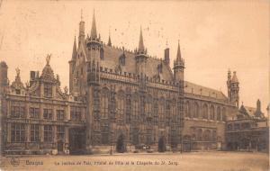 BR55935 La justice de Paix Bruges belgium