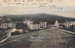 Drei Ahren i/Els Trois Epis, France , 1910 ; When Germany