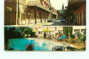 Buy Hotel Postcards Ramada Inn Bourbon Orleans New Orleans Louisana
