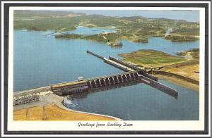 Kentucky, Barkley Dam Project