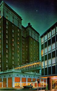 North Carolina Durham Jack Tar Hotel and Motor Lodge 1974