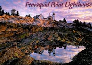 Maine Pemaquid Point Lighthouse