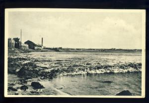 Moncton, New Brunswick/N.B., Canada Postcard, View Of Shore Lone, 1933!