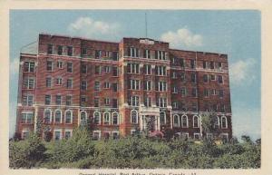 General Hospital , Port Arthur , Ontario , Canada, 30-40s