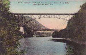 Popolopen Creek And Bear Mountain And Hudsin River Bridge Bear Mountain Park ...