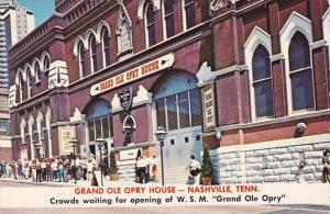 Tennessee Nashville Grand Ole Opry House