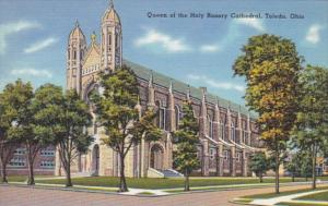 Ohio Toledo Queen Of The Holy Rosary Cathedral