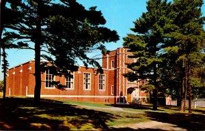 Maine Gorham Russell Hall Gorham State Teachers College