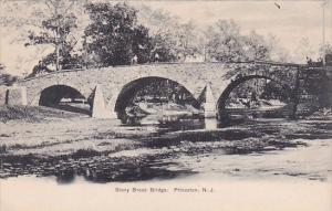 Stony Brook Bridge Princeton New Jersey