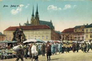 Czech Republic Brno Zelny trh 02.29