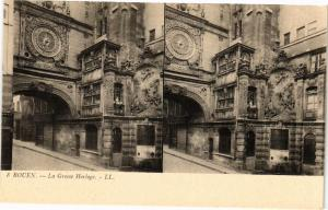 CPA ROUEN-La Grosse Horloge (235067)