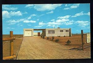 Deming, New Mexico/NM Postcard, Valley Of The Estancia Ranchettes, Only $8500!