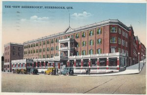 SHERBROOKE , Quebec , Canada , 1910-30s The New Sherbrooke
