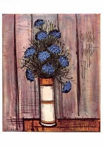 Bernard Buffet - Bouquet