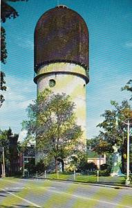 Michigan Ypsilanti The Water Tower