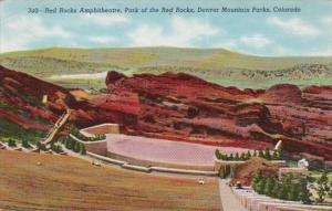 Colorado Denver Mountain Parks Red cRocks Amphitheatre Park Of The red Rocks