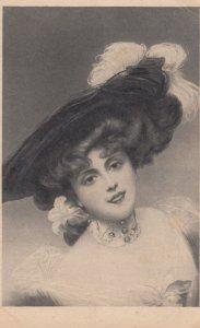 Female Head portrait , 00-1s
