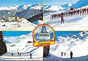 Ski und Wintersportzentrum Bad Hofgastein im Gasteinertal Bergstation