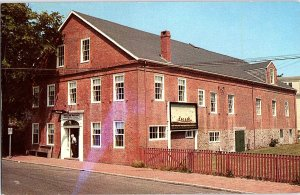 Chrome MUSEUM SCENE Cape Cod - Nantucket Massachusetts MA AH7249