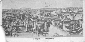 Br35373 Pompei Panorama italy