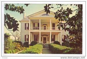 Rose Hill Plantation, Union County, South Carolina 50-60s