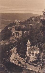 HEIDELBERG, Baden-Wurttemberg, Germany, 1900-1910's; Der Graimbergweg