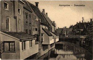 CPA APPINGEDAM Damsterdiep NETHERLANDS (705965)