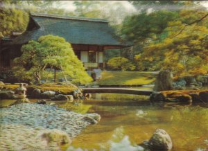 Meguro Tokyo Japan Three Dimensional Postcard