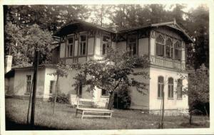 Czech Republic Ozdravovna Lesnov 02.69
