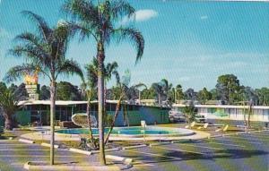Florida Sarasota Cabana Inn Motor Hotel