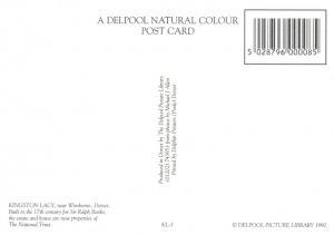 New Postcard, Multi View, Kingston Lacy near Wimborne, Dorset, National Trust
