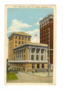 Court House, Greenville , South Carolina, 00-10s