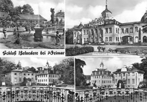 BG38205 schloss belvedere bei weimar    germany