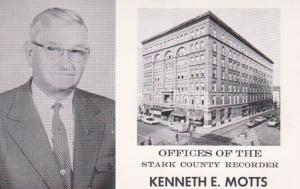 Ohio Canton Offices Of The Stark County Recorder Kenneth E Motts