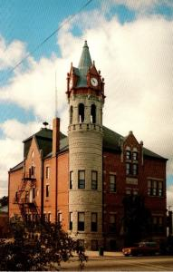 Wisconsin Stouughton City Hall