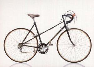 Select Campionissimo  Austrian 1978 Bicycle Cycle Bike Postcard